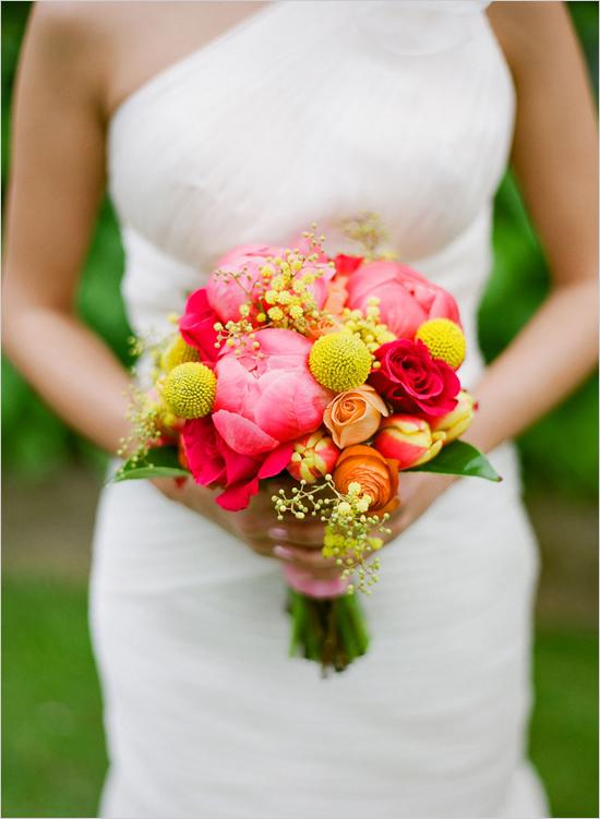 Bouquet/Flower - Peony Wedding Flowers #793434 - Weddbook
