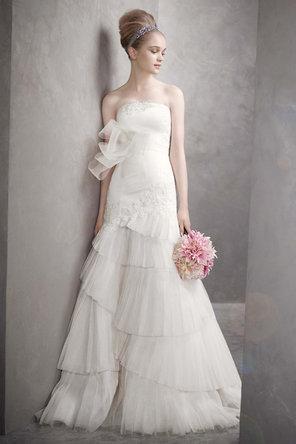 00eed0962a5 Vera Wang - White By Vera Wang  794231 - Weddbook
