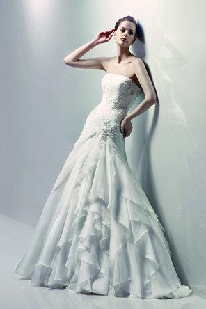 Wedding - Blue by Enzoani