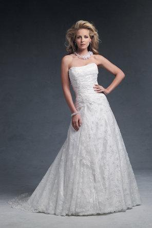 Dress - James Clifford Collection #796013 - Weddbook