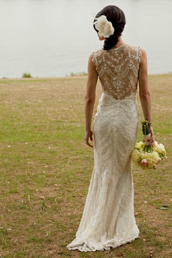 Mariage - Chic Wedding Dress conception spéciale ♥ Dentelle Robes de Mariée