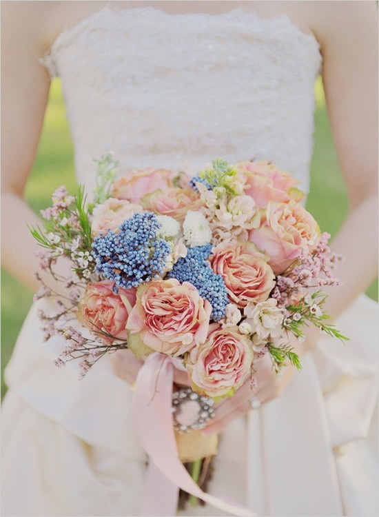 Rustic Wedding - Rustic Wedding Bouquets #796503 - Weddbook