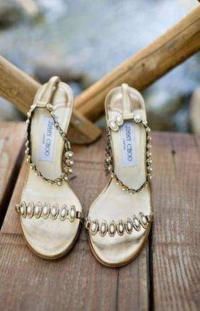 Wedding - Jimmy Choo Wedding Shoes