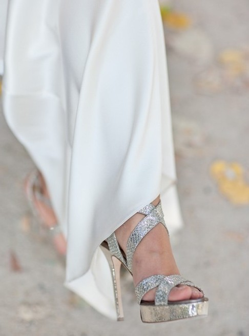 Wedding - Jimmy Choo Wedding Shoes ♥ Chic Wedding Shoes