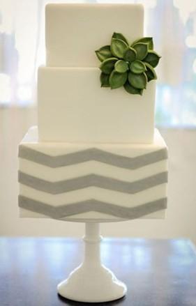 Wedding - Modern Wedding Cakes