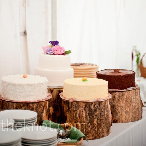 Cake Stands Single Tier