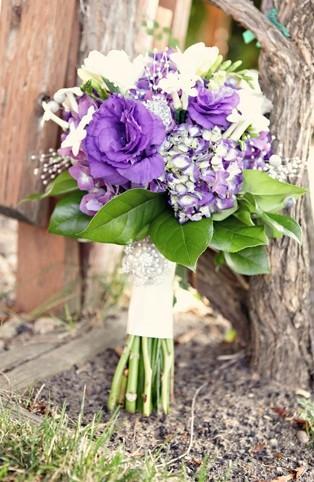 Lila Hochzeit Purple Hochzeit Inspiration 797143 Weddbook
