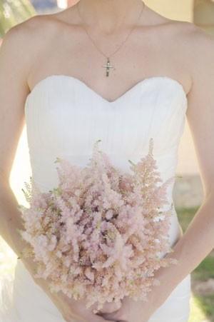 زفاف - الوردي الباهت الزفاف