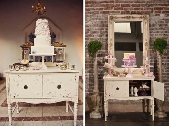 Vintage d n vintage gelinlik mobilya 797291 weddbook for Mobilya wedding