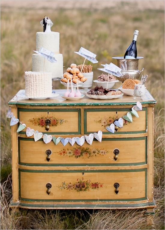 Wedding - Vintage Wedding Furniture