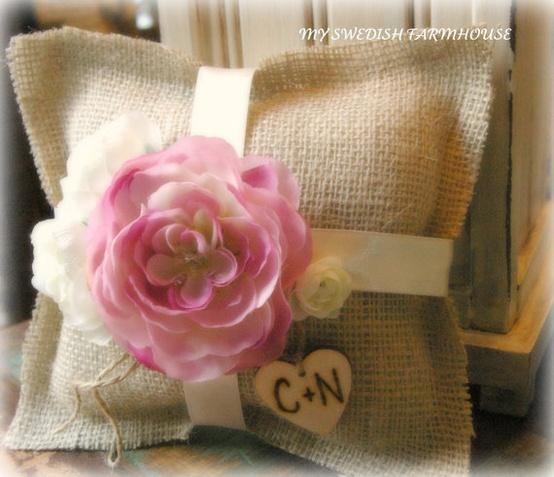 Wedding - Wedding Ring Pillow