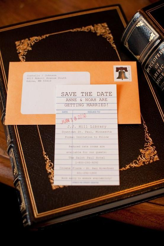 Creative Wedding Save The Dates #797544 - Weddbook
