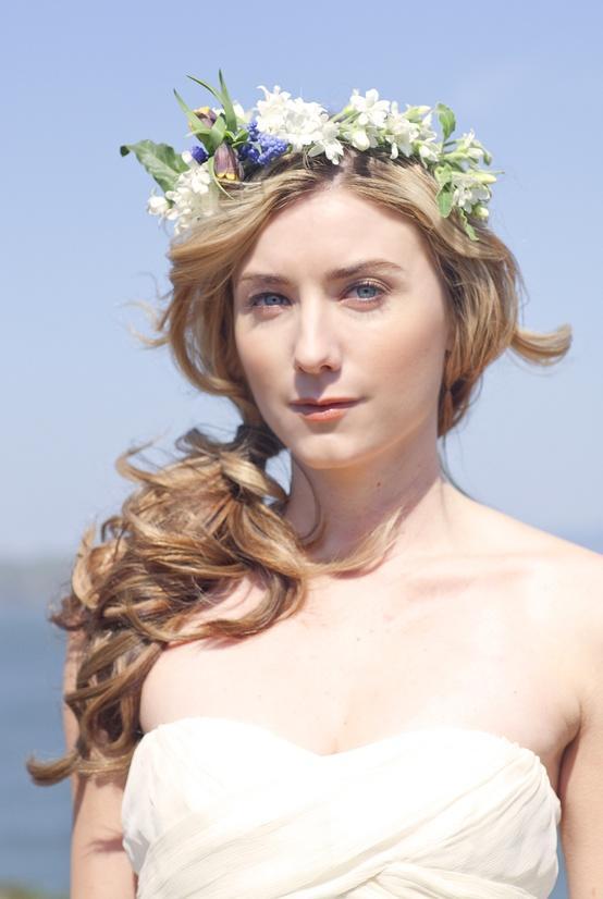 Gorgeous Messy Side Ponytail Wedding Hair #797947 - Weddbook