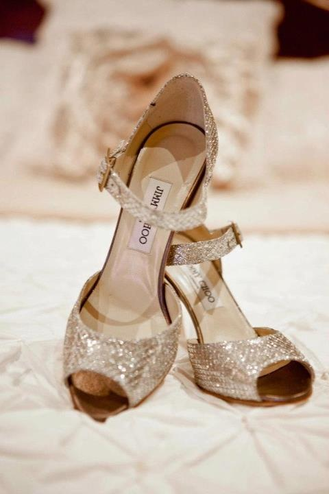 Свадьба - Обувь, которая делает нас Визг