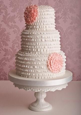 زفاف - خاصة كعك الزفاف كعكة الزفاف الكشكشة ♥ زينة
