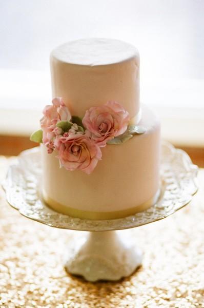 Свадьба - Специальные Fondant Свадебные торты ♥ Yummy Vintage Свадебный торт