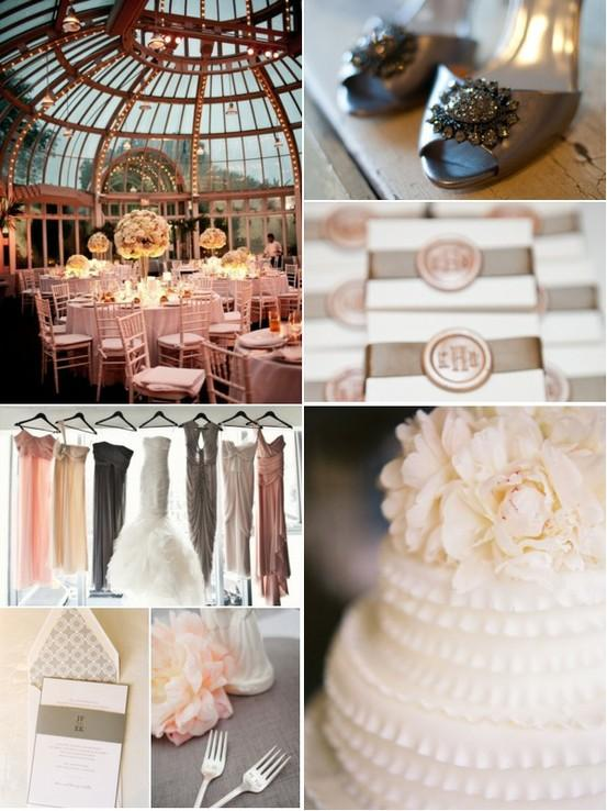 Blush Wedding - Blush Wedding Color Palettes #798539 - Weddbook