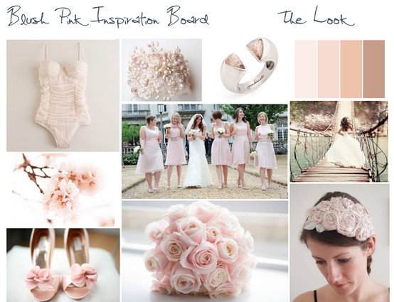 Blush Wedding - Blush Wedding Color Palettes #798563 - Weddbook