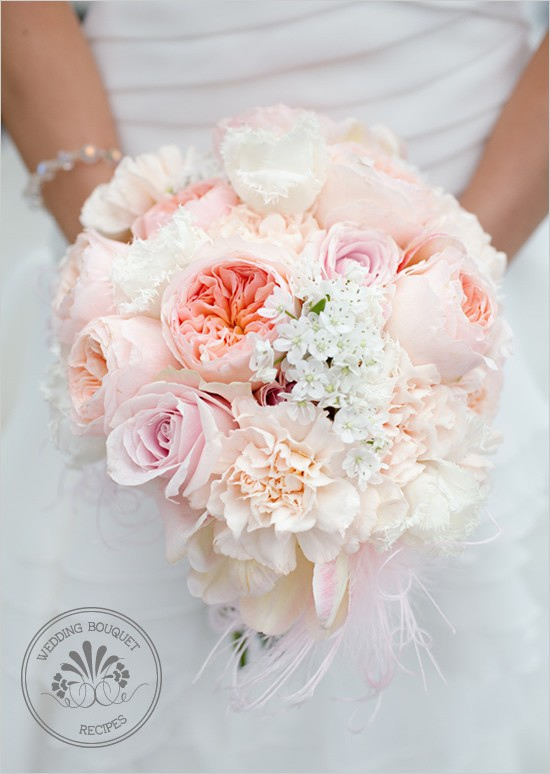 image of Pale Pink Wedding Color Palettes