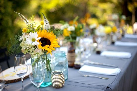 gelbe hochzeits gelbe sonnenblumen hochzeit. Black Bedroom Furniture Sets. Home Design Ideas