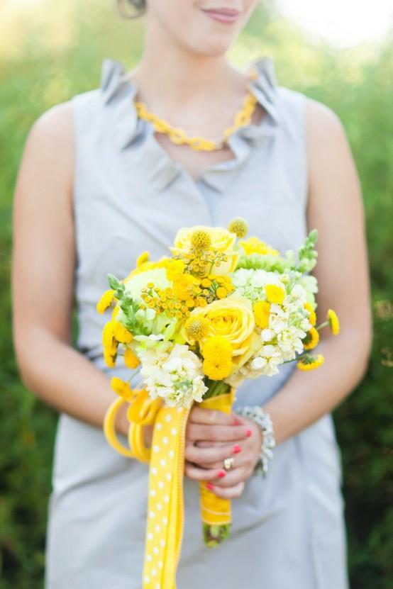 Gelbe Hochzeits- - Gelbe Sonnenblumen Hochzeit Farbpaletten #799033 ...