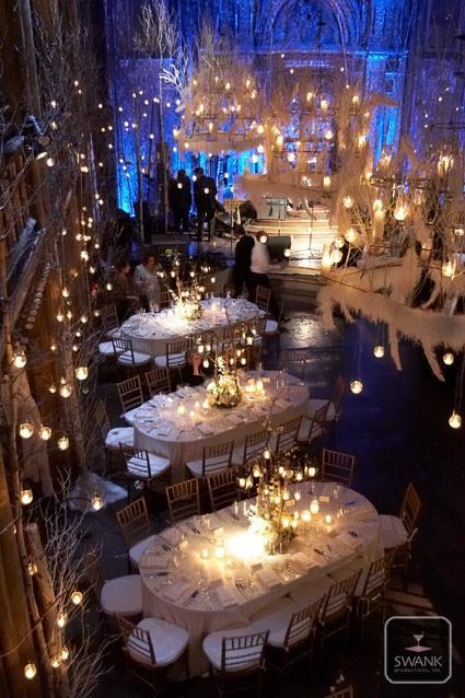 Winter-Hochzeit - Winter Hochzeiten #799071 - Weddbook