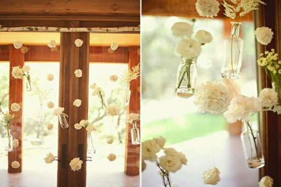 Cute wedding ideas creative wedding ideas 799309 weddbook for Cute wedding decoration ideas