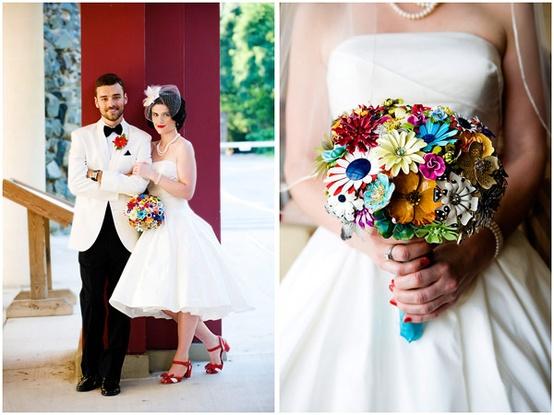 50S Style Wedding #799555