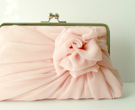 image of Chic Wedding Bag
