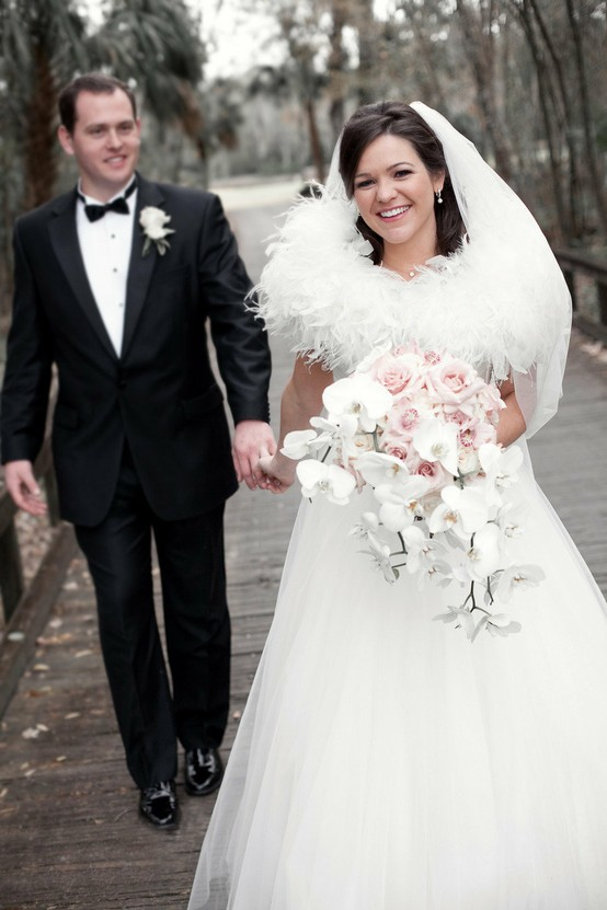 Wedding - Winter Wedding Photography Idea } Kis Dugunu Fotograflari