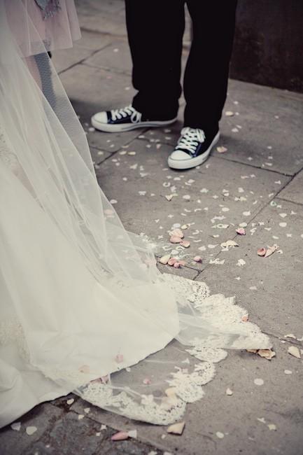 Mariage - Chaussures confortables marié