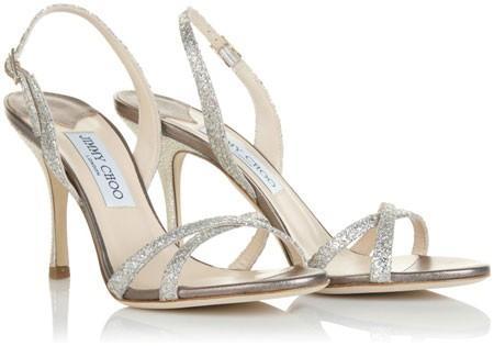 Wedding - Strappy Wedding Sandals