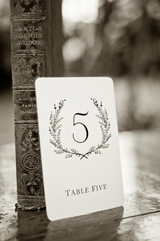 Table place cards ideas car interior design for Ideas for wedding place cards table