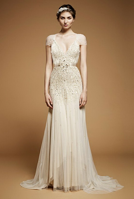 Chic Vintage Wedding Dresses : Chic special design wedding dresses vintage