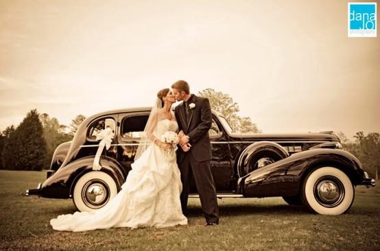 Vintage Wedding Photography Romantic