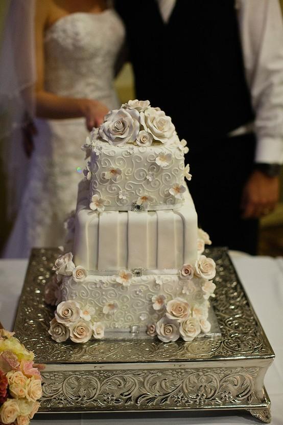 زفاف - كعكة الزفاف ~ إلهام الحلو