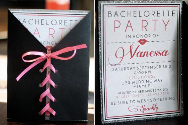 Hochzeit - DIY Bachelorette Party Ideas