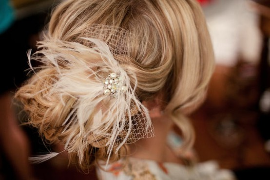 Wedding - Vintage Hair Accessories ♥ Gelin Sac Aksesuarlari
