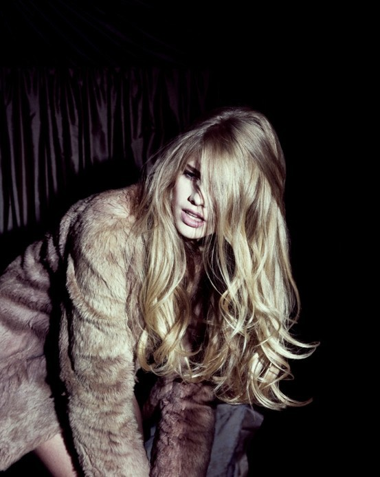 Hochzeit - Natürliche Hochzeit Frisuren ♥ Lange losen Locken Hochzeit Hair