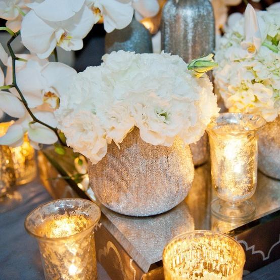 Mariage - Mariage Décoration de table de mariage Options de ♥ Lumière