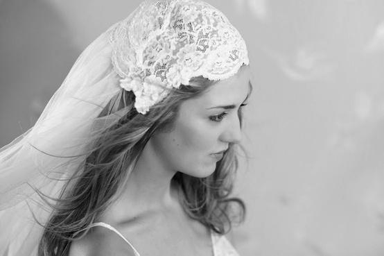 Свадьба - Волосы свадьба и фата