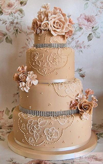 Special Wedding Cake Design
