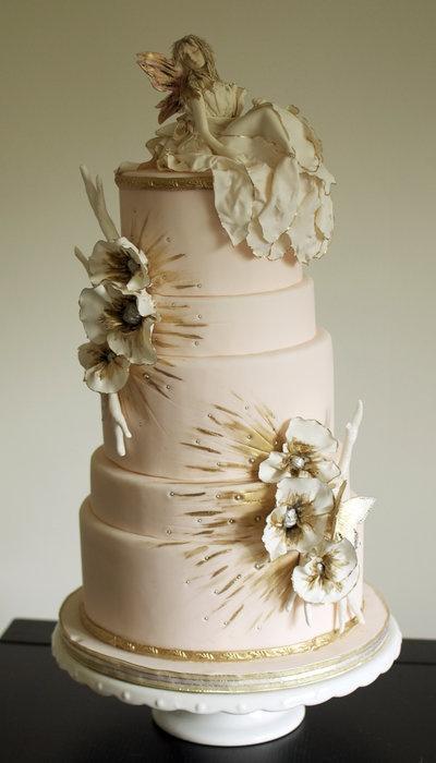 Fondant Wedding Cakes Hochzeitstorte Design 805212 Weddbook