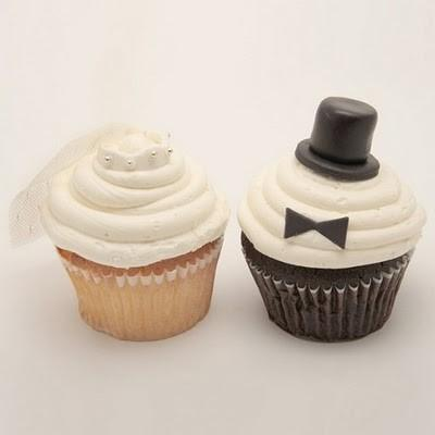 Hochzeit - Hochzeit Cupcake - Creative Cupcakes