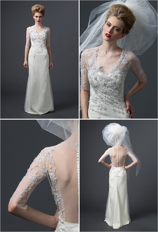 Wedding - Chic Special Design Wedding Dress