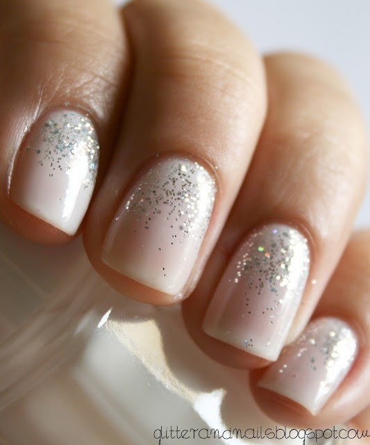 image of Bridal Nail Designs ♥ Wedding Nail Art