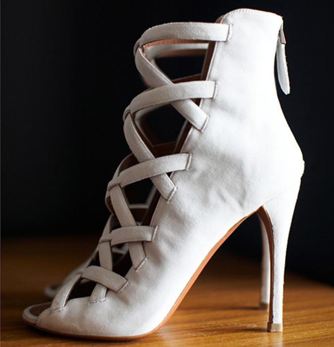 زفاف - أنيقة وعصرية أحذية عالية الكعب الزفاف