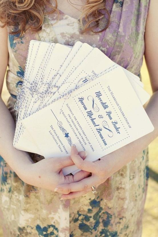 image of Invitations &amp; Stationery