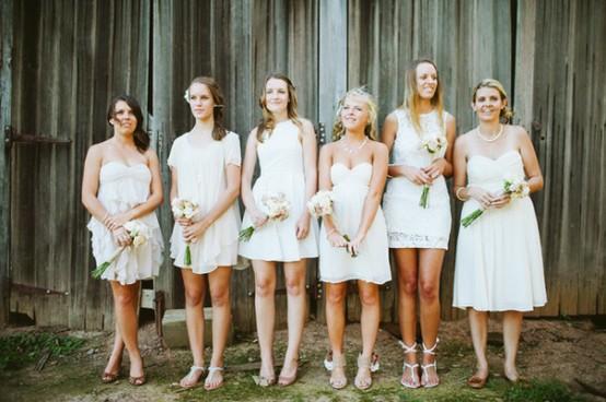 Свадьба - Подружки невесты