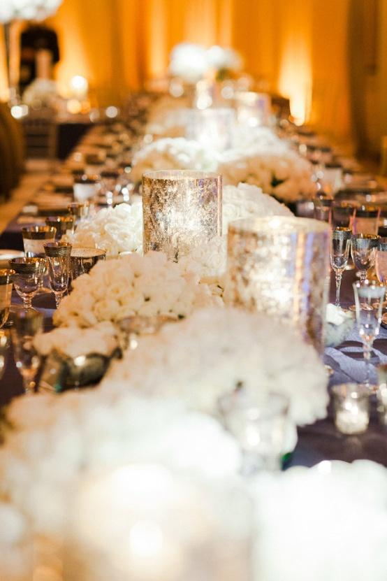 Mariage - Tablescapes